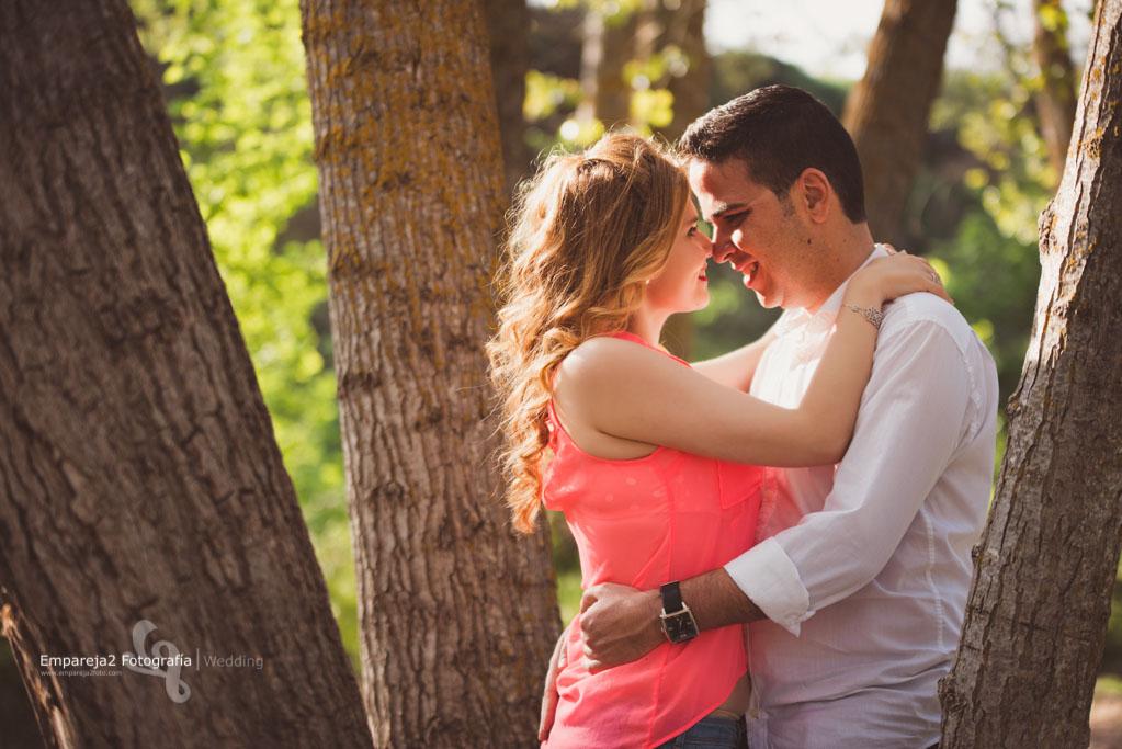 Pre boda Modesto y Lucia