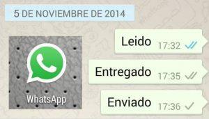 confirmacion whatsapp
